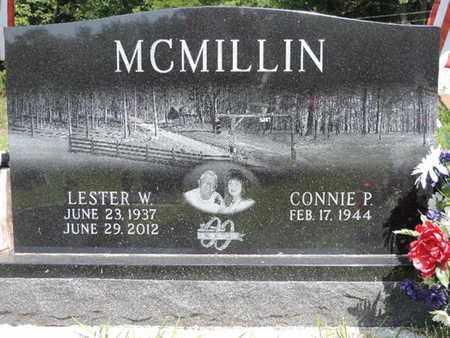 MCMILLIN, CONNIE P. - Pike County, Ohio | CONNIE P. MCMILLIN - Ohio Gravestone Photos