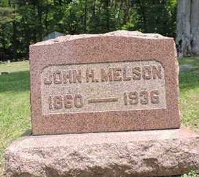 MELSON, JOHN H. - Pike County, Ohio | JOHN H. MELSON - Ohio Gravestone Photos