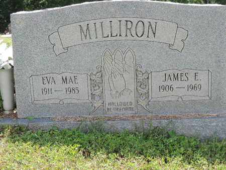 MILLIRON, EVA MAE - Pike County, Ohio | EVA MAE MILLIRON - Ohio Gravestone Photos