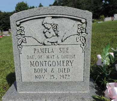 MONTGOMERY, PAMELA SUE - Pike County, Ohio | PAMELA SUE MONTGOMERY - Ohio Gravestone Photos