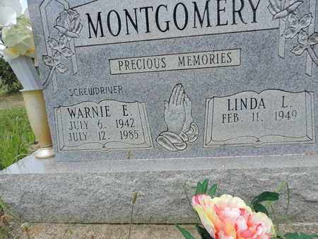 MONTGOMERY, LINDA L. - Pike County, Ohio | LINDA L. MONTGOMERY - Ohio Gravestone Photos