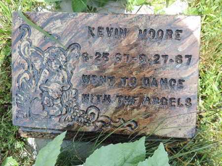 MOORE, KEVIN - Pike County, Ohio   KEVIN MOORE - Ohio Gravestone Photos