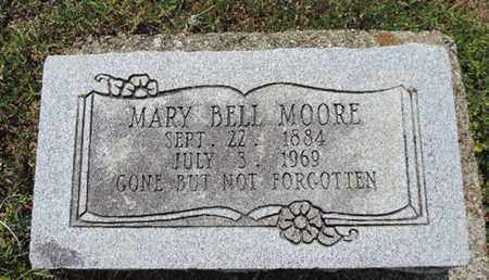 MOORE, MARY BELL - Pike County, Ohio | MARY BELL MOORE - Ohio Gravestone Photos