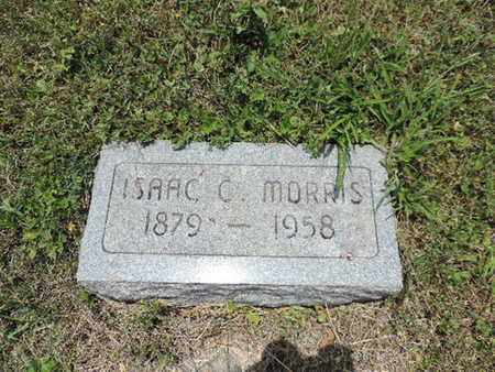 MORRIS, ISAAC C. - Pike County, Ohio | ISAAC C. MORRIS - Ohio Gravestone Photos