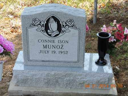 MUNOZ, CONNIE - Pike County, Ohio | CONNIE MUNOZ - Ohio Gravestone Photos