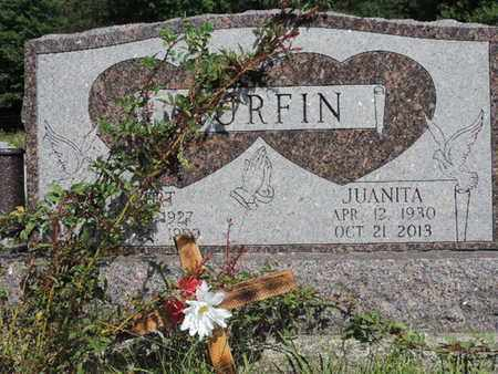 MURFIN, JUANITA - Pike County, Ohio | JUANITA MURFIN - Ohio Gravestone Photos