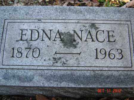 NACE, EDNA - Pike County, Ohio | EDNA NACE - Ohio Gravestone Photos