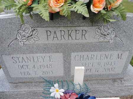 PARKER, CHARLENE M - Pike County, Ohio | CHARLENE M PARKER - Ohio Gravestone Photos