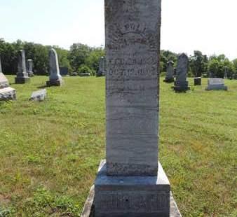 POLLARD, JOHN - Pike County, Ohio | JOHN POLLARD - Ohio Gravestone Photos