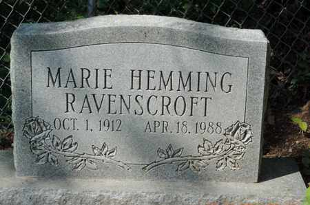 RAVENSCROFT, MARIE - Pike County, Ohio | MARIE RAVENSCROFT - Ohio Gravestone Photos