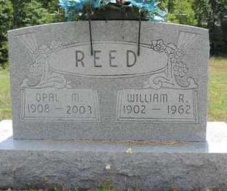 REED, WILLIAM R. - Pike County, Ohio | WILLIAM R. REED - Ohio Gravestone Photos