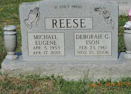 REESE, DEBORAH G - Pike County, Ohio | DEBORAH G REESE - Ohio Gravestone Photos