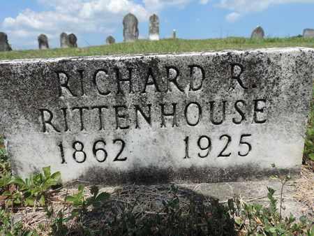 RITTENHOUSE, RICHARD R. - Pike County, Ohio | RICHARD R. RITTENHOUSE - Ohio Gravestone Photos