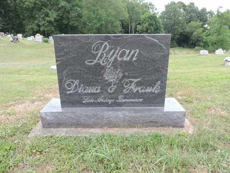 RYAN, FRANK - Pike County, Ohio | FRANK RYAN - Ohio Gravestone Photos