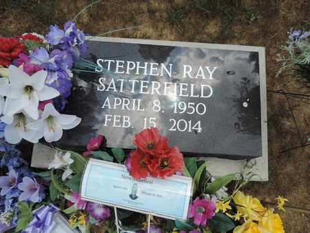 SATTERFIELD, STEPHEN RAY - Pike County, Ohio | STEPHEN RAY SATTERFIELD - Ohio Gravestone Photos