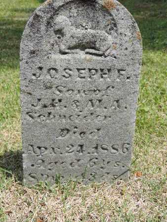 SCH EIDER, JOSEPH F. - Pike County, Ohio | JOSEPH F. SCH EIDER - Ohio Gravestone Photos