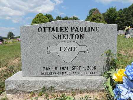 SHELTON, OTTALEE PAULINE - Pike County, Ohio | OTTALEE PAULINE SHELTON - Ohio Gravestone Photos