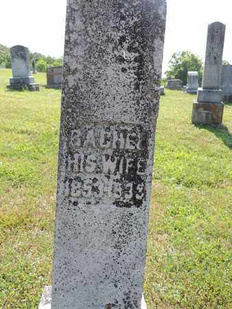 SLARK, RACHEL - Pike County, Ohio | RACHEL SLARK - Ohio Gravestone Photos