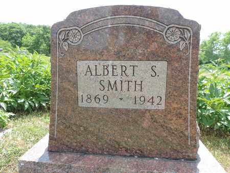 SMITH, ALBERT S. - Pike County, Ohio | ALBERT S. SMITH - Ohio Gravestone Photos