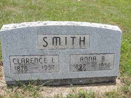 SMITH, ANNA B. - Pike County, Ohio | ANNA B. SMITH - Ohio Gravestone Photos