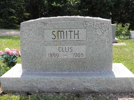 SMITH, ELLIS - Pike County, Ohio | ELLIS SMITH - Ohio Gravestone Photos