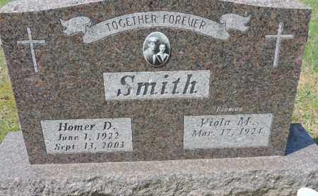SMITH, VIOLA M. - Pike County, Ohio | VIOLA M. SMITH - Ohio Gravestone Photos