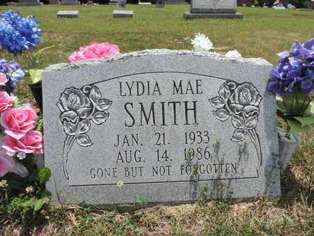 SMITH, LYDIA MAE - Pike County, Ohio | LYDIA MAE SMITH - Ohio Gravestone Photos