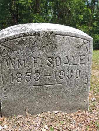 SOALE, WM. F. - Pike County, Ohio | WM. F. SOALE - Ohio Gravestone Photos