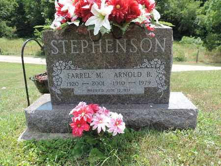 STEPHENSON, ARNOLD B. - Pike County, Ohio | ARNOLD B. STEPHENSON - Ohio Gravestone Photos