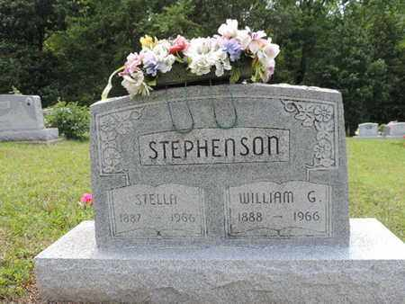 STEPHENSON, STELLA - Pike County, Ohio | STELLA STEPHENSON - Ohio Gravestone Photos