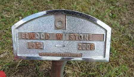 STONE, ELWOOD W. - Pike County, Ohio | ELWOOD W. STONE - Ohio Gravestone Photos