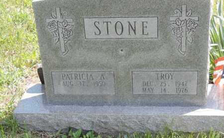 STONE, TROY - Pike County, Ohio | TROY STONE - Ohio Gravestone Photos