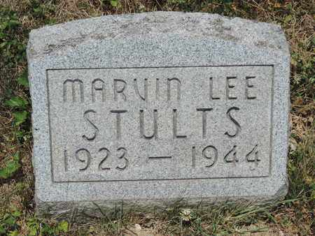 STULTS, MARVIN LEE - Pike County, Ohio | MARVIN LEE STULTS - Ohio Gravestone Photos
