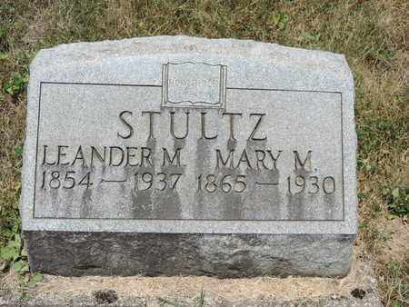STULTZ, MARY M. - Pike County, Ohio | MARY M. STULTZ - Ohio Gravestone Photos