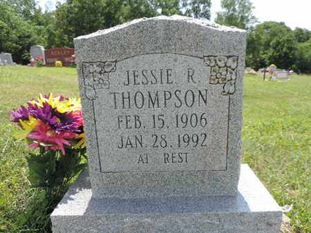 THOMPSON, JESSIE R. - Pike County, Ohio | JESSIE R. THOMPSON - Ohio Gravestone Photos
