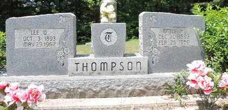 THOMPSON, LEE D. - Pike County, Ohio | LEE D. THOMPSON - Ohio Gravestone Photos