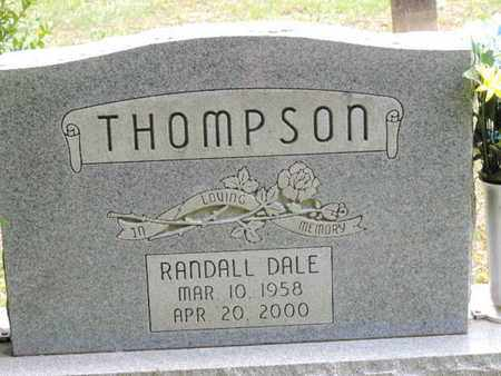 THOMPSON, RANDALL DALE - Pike County, Ohio | RANDALL DALE THOMPSON - Ohio Gravestone Photos
