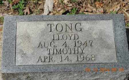 TONG, TIMOTHY - Pike County, Ohio | TIMOTHY TONG - Ohio Gravestone Photos