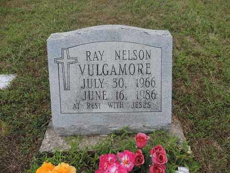 VULGAMORE, RAY NELSON - Pike County, Ohio | RAY NELSON VULGAMORE - Ohio Gravestone Photos