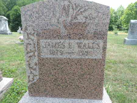 WALLS, JAMES E. - Pike County, Ohio | JAMES E. WALLS - Ohio Gravestone Photos