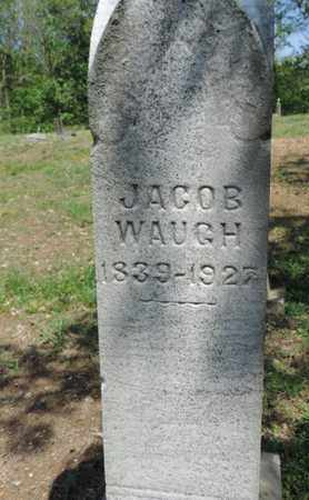 WAUGH, JACOB - Pike County, Ohio | JACOB WAUGH - Ohio Gravestone Photos