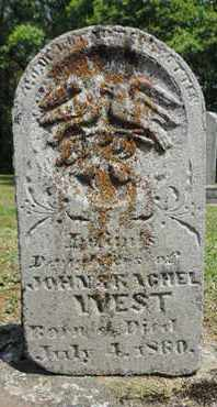 WEST, L   N - Pike County, Ohio   L   N WEST - Ohio Gravestone Photos