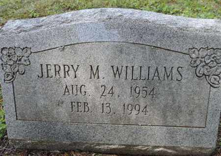 WILLIAMS, JERRY M. - Pike County, Ohio | JERRY M. WILLIAMS - Ohio Gravestone Photos