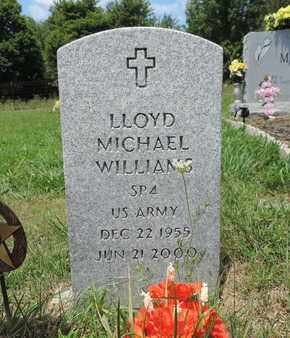 WILLIAMS, LLOYD MICHAEL - Pike County, Ohio | LLOYD MICHAEL WILLIAMS - Ohio Gravestone Photos
