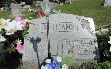 WILLIAMS, BEATRICE P - Pike County, Ohio | BEATRICE P WILLIAMS - Ohio Gravestone Photos
