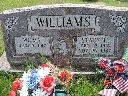 WILLIAMS, WILMA - Pike County, Ohio | WILMA WILLIAMS - Ohio Gravestone Photos