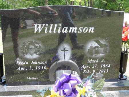 WILLIAMSON, FREDA - Pike County, Ohio | FREDA WILLIAMSON - Ohio Gravestone Photos