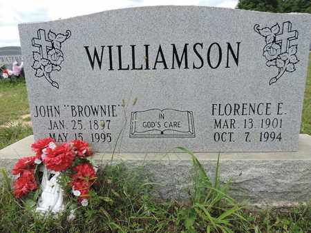 WILLIAMSON, JOHN - Pike County, Ohio | JOHN WILLIAMSON - Ohio Gravestone Photos