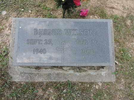 WILSON, BERNIS - Pike County, Ohio | BERNIS WILSON - Ohio Gravestone Photos