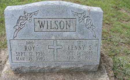 WILSON, KENNY S. - Pike County, Ohio | KENNY S. WILSON - Ohio Gravestone Photos